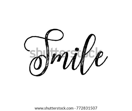 Russian word for smile