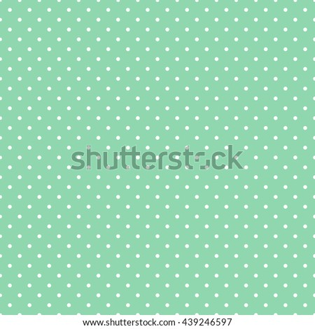 Vector seamless dot pattern. Modern stylish texture