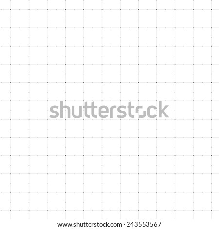 Vector Blue Plotting Graph Paper Axis Stock Vector 602672228