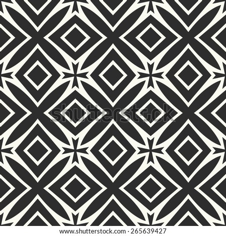 Seamless chevron pattern on linen texture stock photos image - Vector Seamless Pattern Chevron Modern Geometric Stock
