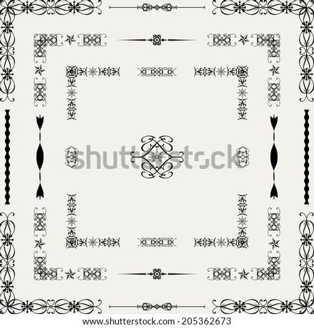 Decorative Page Corners