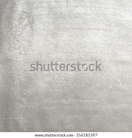 Vector silver foil background template for cards, hand drawn backdrop - invitations, posters, cards.