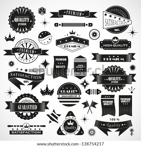Vintage Logo Retro Logo Stock Vector 415044019 - Shutterstock