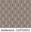 Vintage pattern, seamless - stock vector