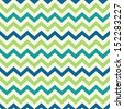 vintage popular zigzag chevron pattern - stock