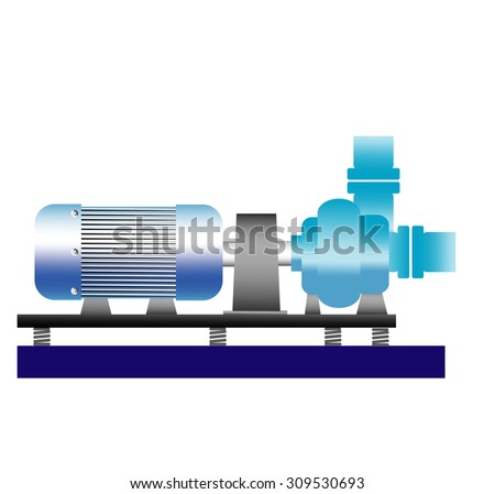 Vector of realistic design element handshake vector illustration - Water Pumps Vector Stock Vector 309530693 Shutterstock