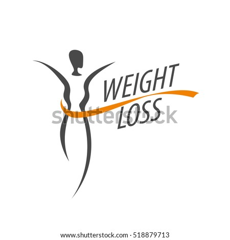 Weight Loss Logo Stock Vector 517342870 - Shutterstock