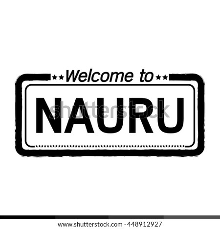 Welcome to NAURU illustration design