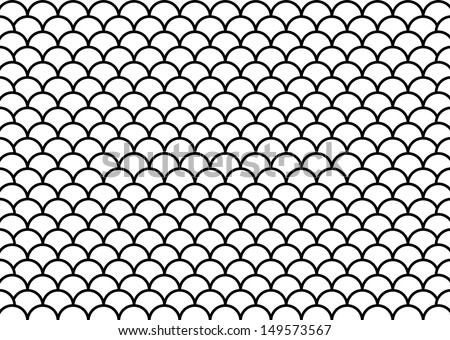 Fish Scale Pattern Stock Photos, Images, & Pictures | Shutterstock
