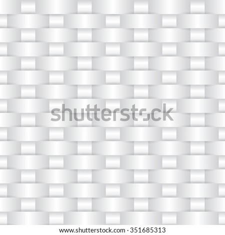 White weave background - seamless