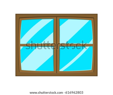 Vintage comic book paper background template stock photo for Window design vector