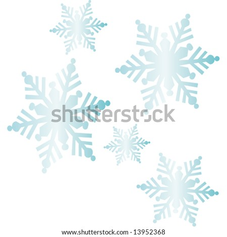 winter.vector image