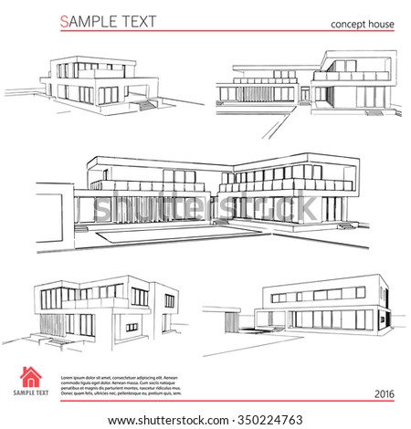Fine Architecture Drawing Template Stencil Architect Technical