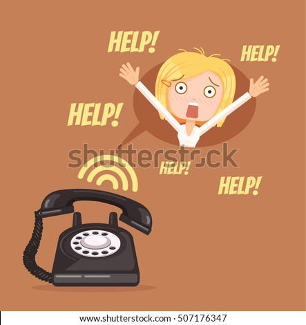 Hard Work Busy Man Character Hands Stock Vector 492371710 ...