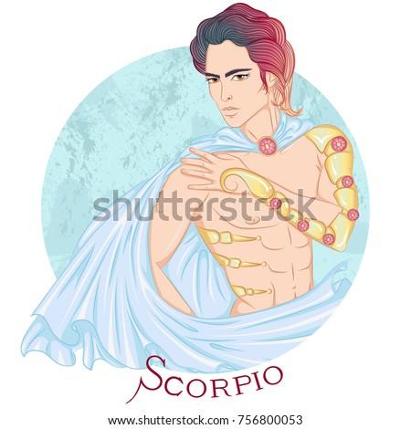 Naked Misty Card Astrological Zodiac Compatibility